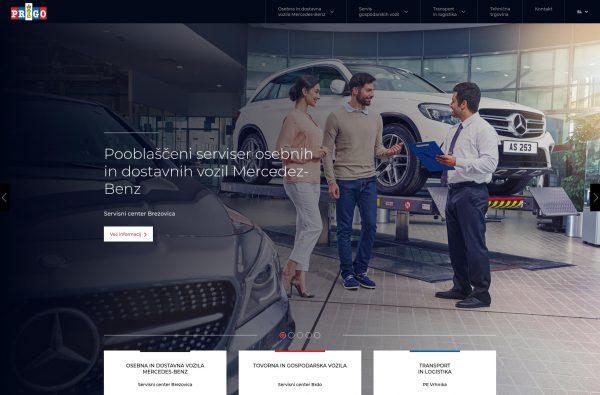Prigo Mercedes-Benz